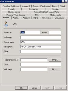 CMC User