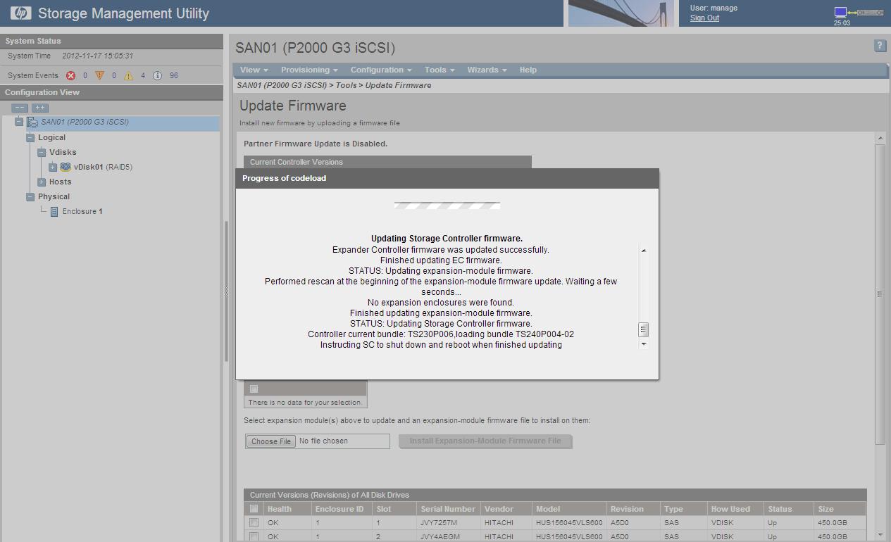 Msa firmware