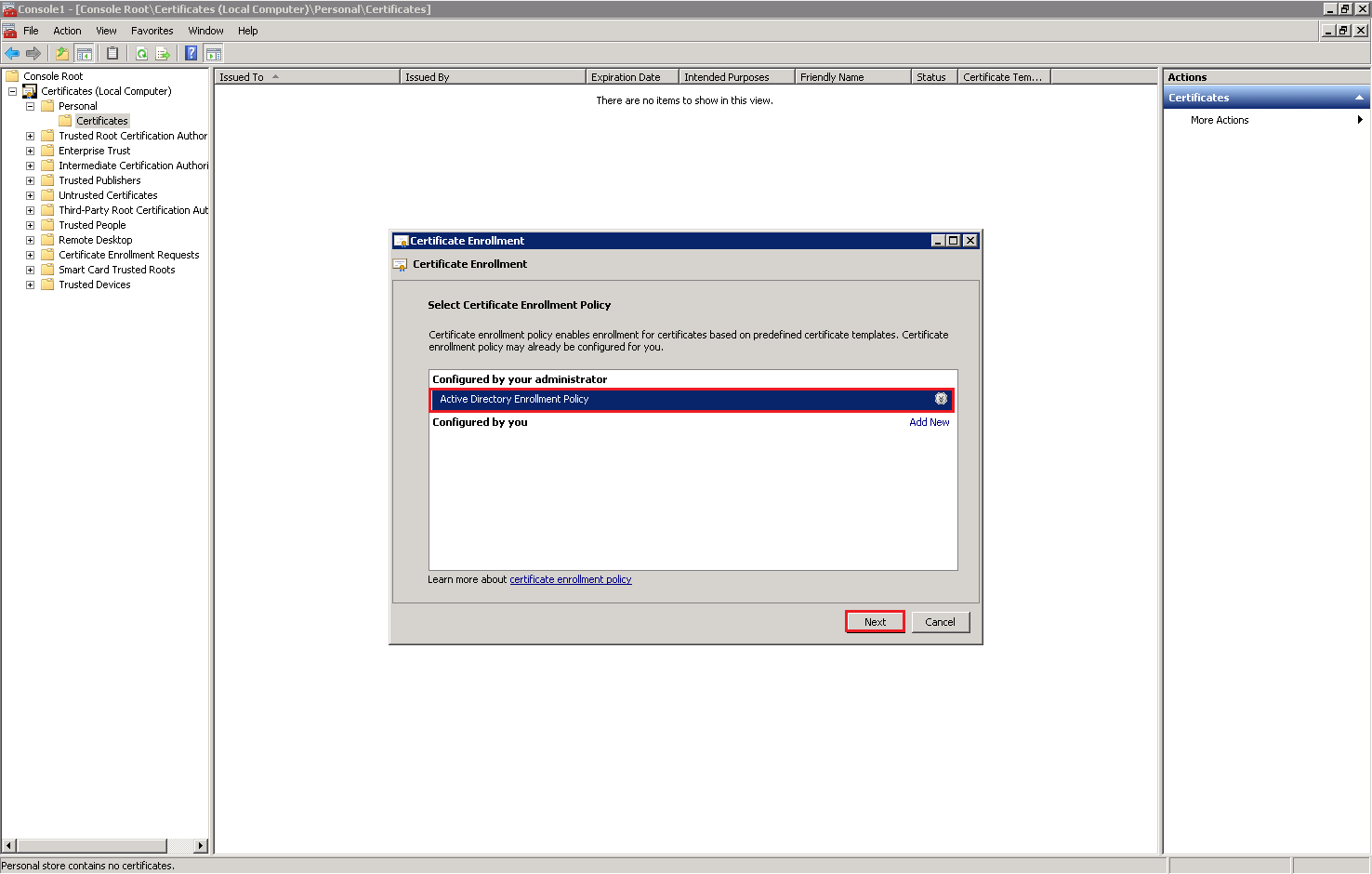Vmware view objective 27 enable rsasmart card vmfocus view certificates 9 yadclub Image collections