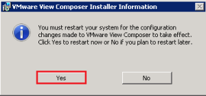 View Composer Upgrade 9
