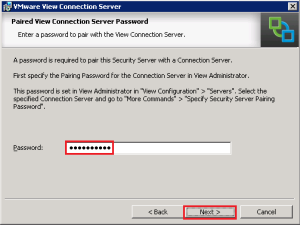View Security Server 5