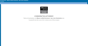 VCP 550 Delta Pass
