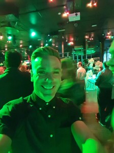 Veeam Party with Craig Kilborn, a very green event!