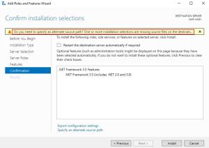 .NET 3.5 Error