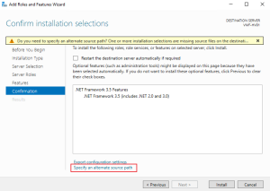 .NET 3.5 Resolution 1